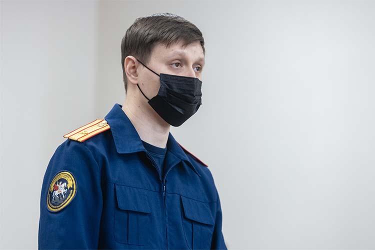 ДмитрийЛиневичогласил фабулу уголовного дела