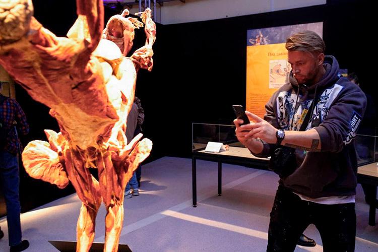 «Сточки зрения образования, для профессионалов сферы науки имедицины эта выставка станет, безусловно, полезным опытом»