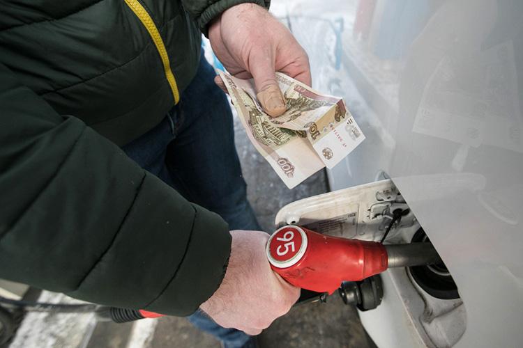 «Характерным было обсуждение цен набензин, которое прошло внашем федеральном правительстве»