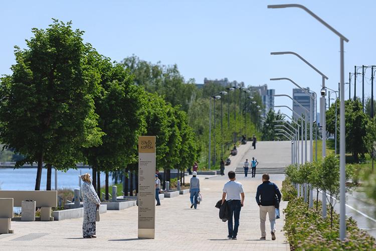 «Города должны развиваться только засчет своих собственных территорий, внутренних ресурсов»