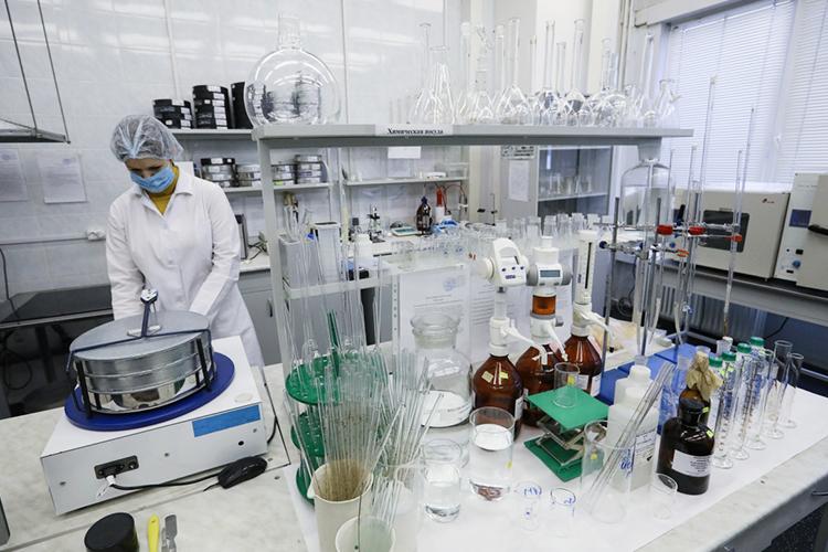 «Сейчас развиваем целый ряд концептов. Это абсолютно инновационная область, где каждый год сотни веществ появляются нарынке и50 изних исчезают»