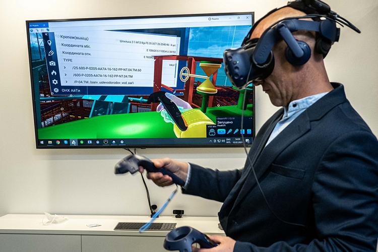«Виртуальная реальность— одна извеличайших вещей винжиниринге. С3D-моделями много кто работает, ночасто они рассматриваются как нарисованныекартинки. Намже крайне важно, чтобы всегда была информация «споля», чтобы модель отражала реальную картину строительства»