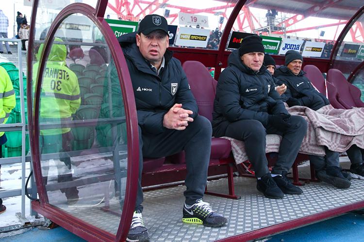 Команда под руководством Слуцкого наконец начинает переписывать рекорды времен первого приходаКурбана Бердыева