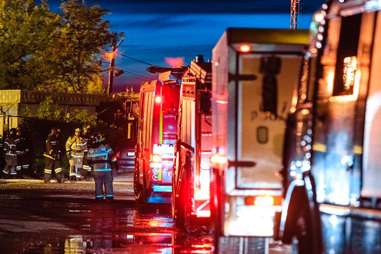 Компания «Сигналдортранс» Вячеслава Алчина получила 113 млн рублей на капремонт пожарных машин