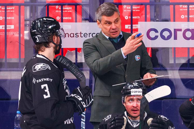 Квартальнов — самый опытный тренер из всех оставшихся в плей-офф. Сегодняшний матч станет для него 100-м в Кубке Гагарина