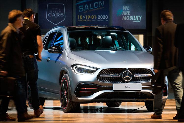 Mercedes, в Татарстане подскочил на 8,4% или 89 пунктов до абсолютного рекорда — 1151 авто