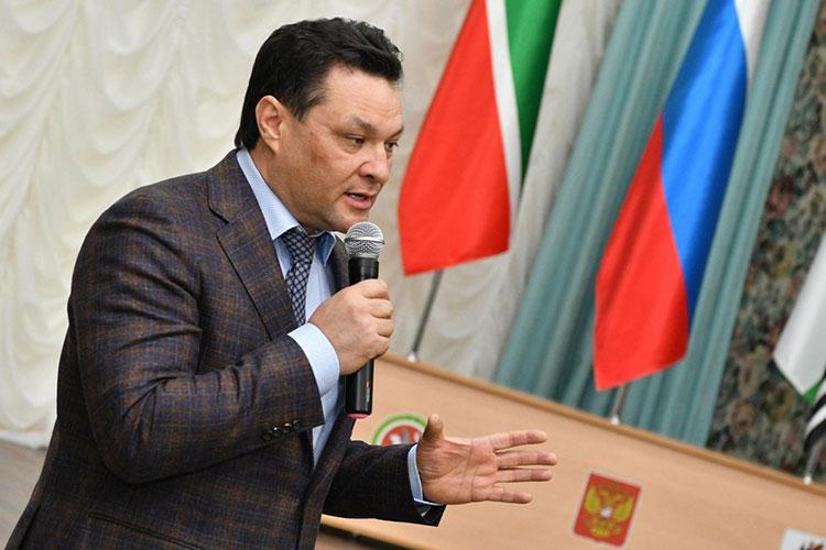 Рустем Нуриев: «Мыбудем повышать кадастровую стоимость. Это будет хороший денежный стимул для собственников»»