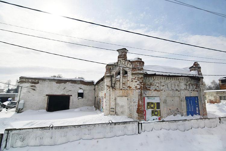 Район исторического центра Елабуги отличается невысокой плотностью населения. Турпоток сильно зависит отсобытийности, аврезультате слабо развивается инфраструктура