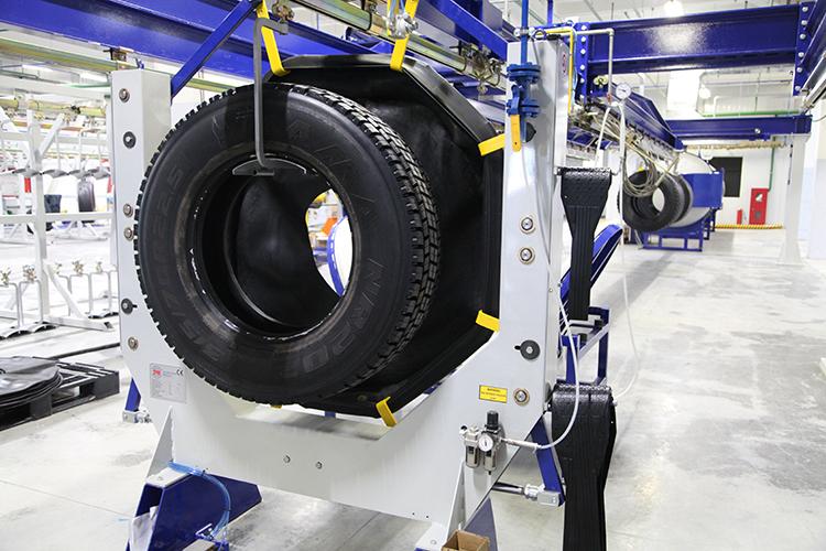 KAMA TYRES увеличил продажи на18 процентов иреализовал почти 12млн единиц шинной продукции