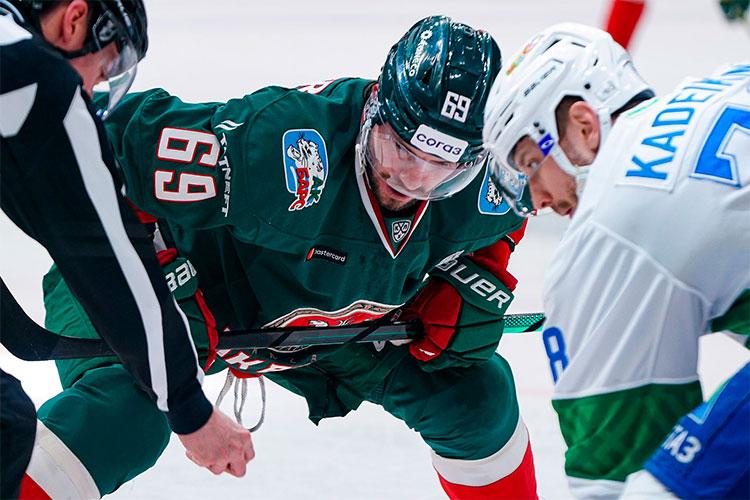 Вбрасывания — один из важнейших элементов современного хоккея, и в нём «Салават Юлаев» заметно уступает