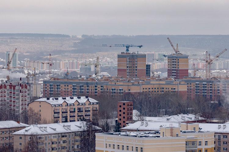 «ВКазани всреднем вводят чуть более 800 тысяч квадратных метров жилья.Рекордным был 2019год»