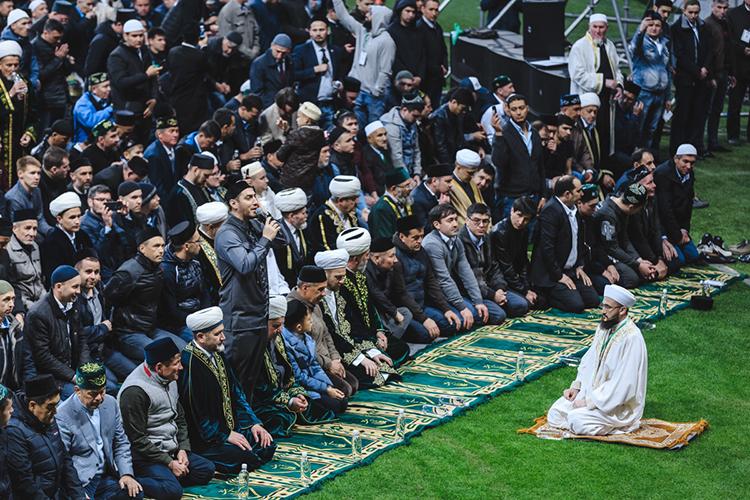 Мусульмане Татарстана наэтой недели определились снекоторыми параметрами Рамадана-2021.Республиканский ифтар пройдет 7мая в «АкБарс Арене»