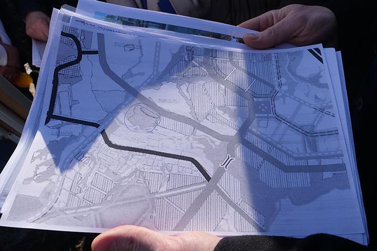 Стал камнем преткновения ишкольные автобусы: городские власти планируют запустить ихпосле ввода моста через Ноксу вэксплуатацию