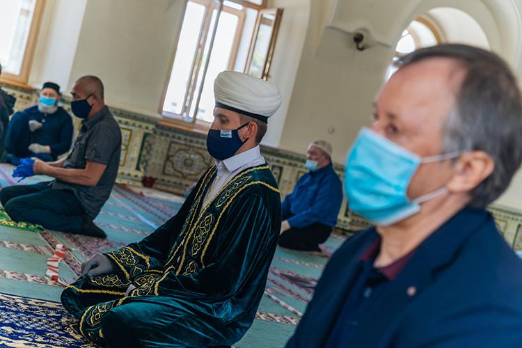 «Татарстан впринципе осознает роль религии вцелом иислама вчастности вкапитализации республики»