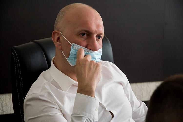 Николай Атласов: «Бизнесу надо открыть свои ворота, показать, сколько у них производится мусора зимой и летом»