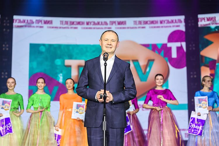 Камиль Гараев:«Мыочень рады, что есть возможность провести такой фестиваль, особенно после 2020 года, когда мысидели дома, ядумаю инаши зрители очень соскучились поконцертам, помероприятиям»