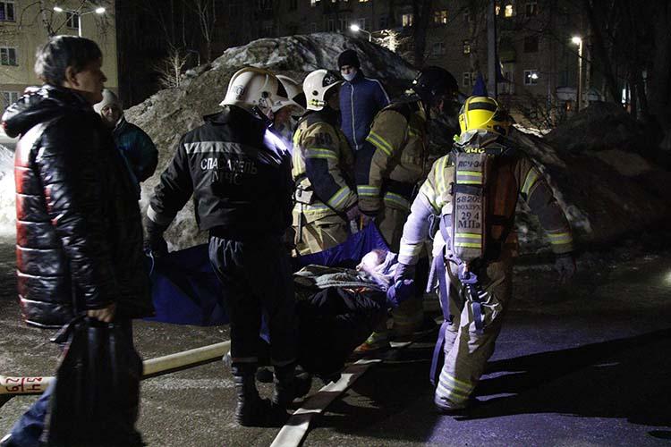 Поданным ГУМЧС России поРТ, после взрыва 15 человек были временно размещены вгородском санатории «Волга», остальные жильцы переночевали дома уродственников. Кмедикам запомощью обратились 7 человек, пятеро были доставлены вбольницы