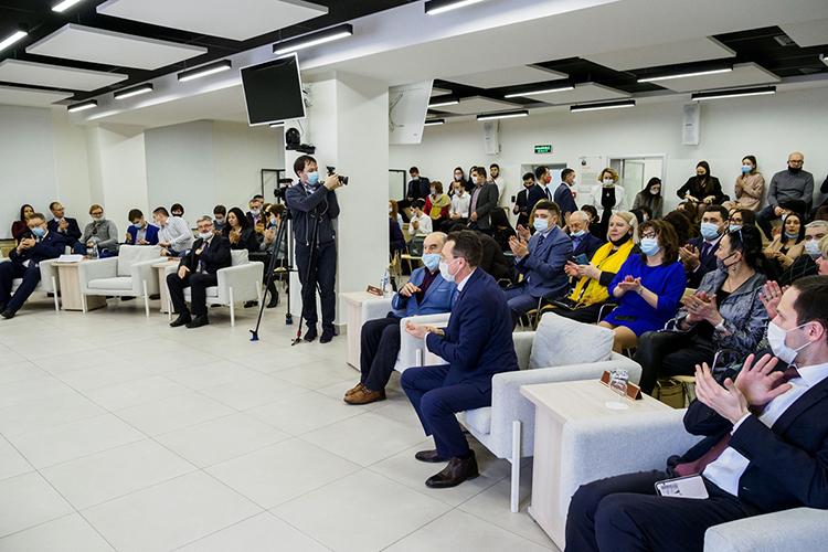 23марта вДоме предпринимателя Татарстана назвали лучшие предприятия-экспортеры среди субъектов МСБ поитогу 2020года