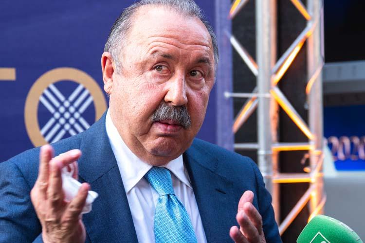 Валерий Газзаевподробно остановился наважности патриотического воспитания молодежи