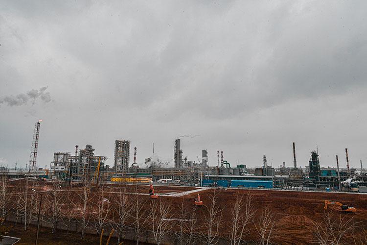 Ростехнадзор минимум намесяц заморозил строительство капитальных конструкций «этиленника» «Нижнекамскнефтехима»