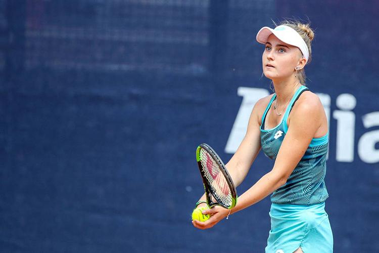 Полина Кудерметова, хотя числится в юниорах, уже способна выигрывать на взрослых турнирах