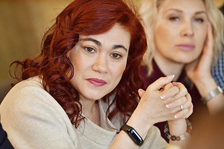 О состоянии социального бизнеса рассказала руководитель детского реабилитационного центра «Чудо-Дети» Ася Кислова