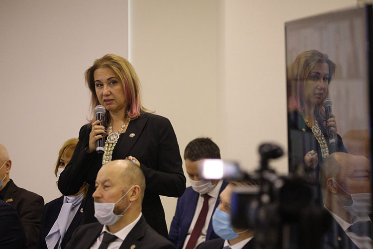 Ирада Аюпова: «Практика датирования ставки есть, вБашкортостане, Карелии, отдельных субъектах РФ, там она от1% до3%. Если есть возможность, тоихнадо поддержать»