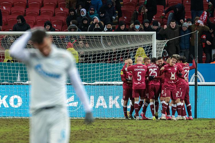 «Результаты наших матчей с такими клубами как «Зенит», «Спартак», ЦСКА, говорят о том, что мы способны конкурировать с ведущими клубами нашей страны. Но насколько мы реально конкурентоспособны, узнаем только по окончании сезона»