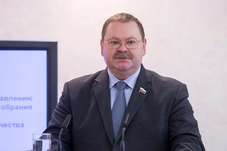 Олег Мельниченко назначенна должность врионачальника Пензенской области