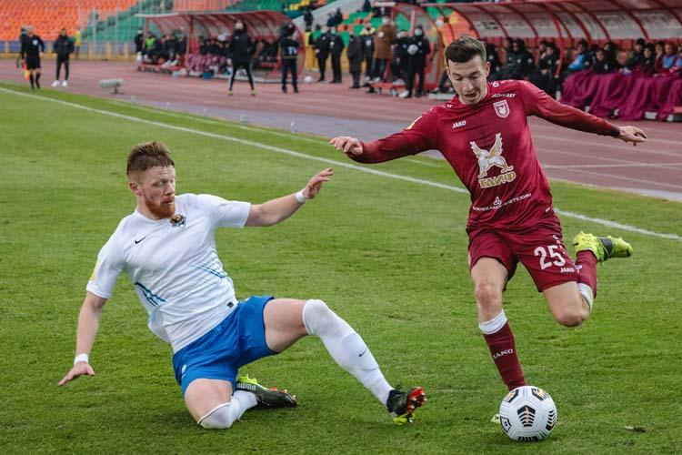 Денис Макаров (слева) и Иван Новосельцев