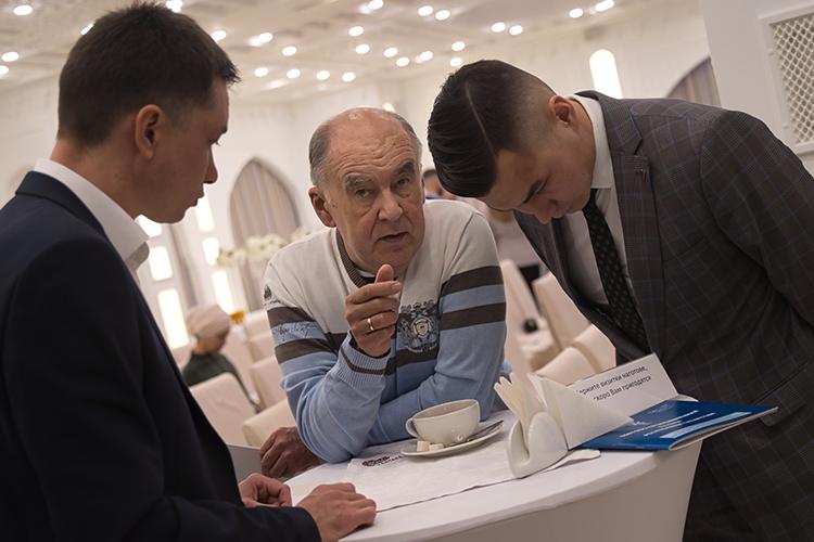 Председатель ТПП РТШамиль Агеев (19) вковидном году проявил себя одним изнемногих реальных защитников бизнеса