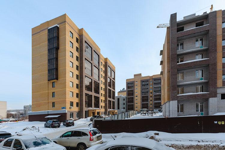 Каждая четвертая однокомнатная квартира (23%) на рынке аренды в Казани сейчас предлагается в недавно сданной новостройке