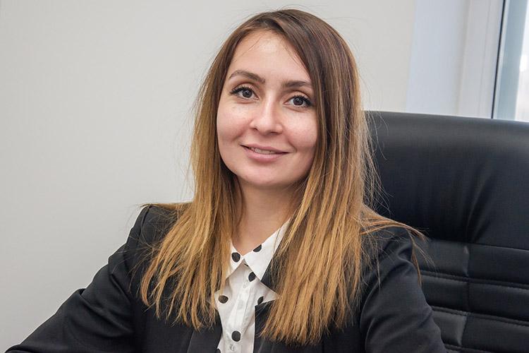 Алия Ибятова