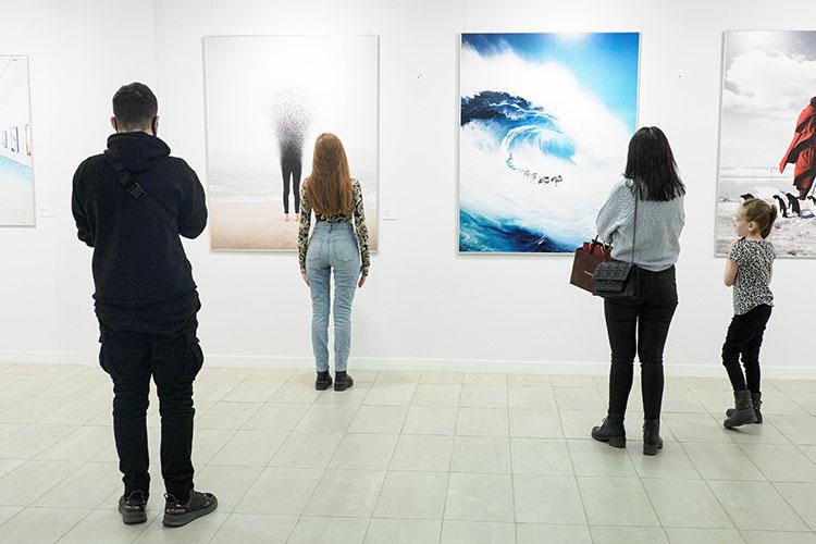 «Явсегда поражаюсь красоте искусства, которое создают люди. Будь оно цифровым или изобразительным искусство»