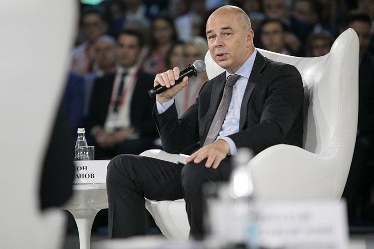 Антон Силуанов:«Денег напечатали, акто заэто дело будет расплачиваться? Все равно будет расплачиваться население, потому что инфляция съест часть доходов»