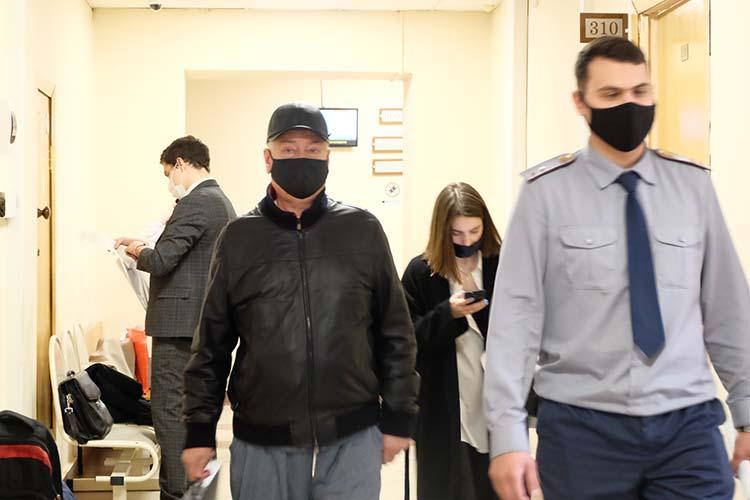 ВВахитовском районном суде Казани начался допрос экс-главы ПАО «Татфондбанк»Роберта Мусина