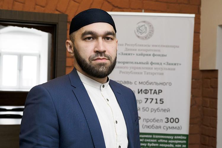 Булат Марданов: «В прошлом году в рамках акции «Рамазан — месяц добрых дел» мы поддержали 12 детей! Инша Аллах, в этом году сможем собрать средства для еще большего количества детей»