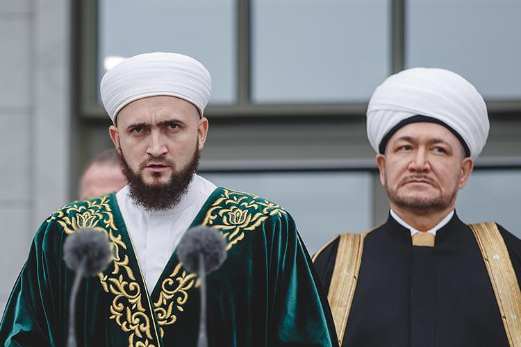 Равиль Гайнутдинобвинил всектантстве нынешнего руководителя татарстанского муфтията Камиля Самигуллина