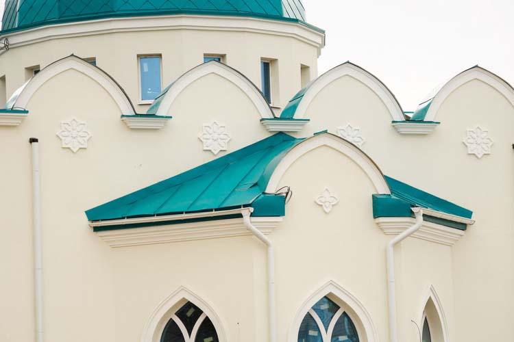 «Для нас главное — это не сроки возведения мечети, а качество. Чтобы человеку, пришедшему для совершения поклонения, было приятно здесь находиться, чтобы он был умиротворен»