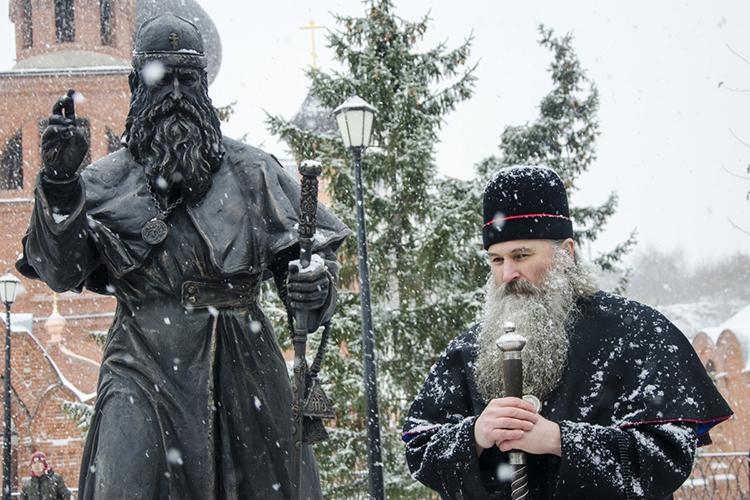 Как стало известно «БИЗНЕС Online», совсем недавно Татарстан едва нелишился еще одного своего духовного окормителя.Наэтот раз награни оказался лидер местных старообрядцев, епископ Казанский иВятскийЕвфимий (Дубинов)