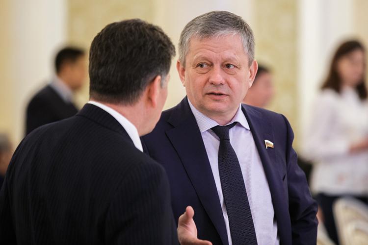 Под вопросом попадание всписок единороссовМарата Бариева, который заседает наОхотном ряду вот уже два созыва
