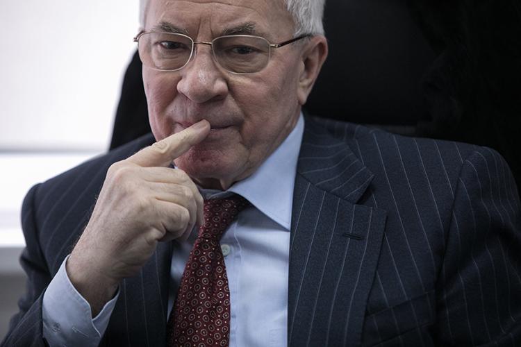 Николай Азаров: «Янапомню его буквальные слова: «Начало боевых действий— это начало конца Украины. Это самострел— выстрел себе невногу, аввисок». Пожалуй, изроссийских официальных лиц пока что только Козак так четко иясно высказался вподобном ключе»
