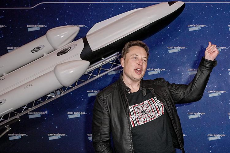 «Маск— однозначный лидер вракетостроении. Нодаже ему непод силу совершить технологический прорыв»