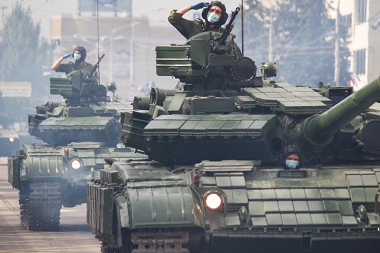 «Значительное число добровольцев готовы выступить взащиту русского Донбасса. Актем добровольцам, которые есть сейчас, готовы присоединиться новые добровольцы, кто неучаствовал втой войне покаким-то причинам»