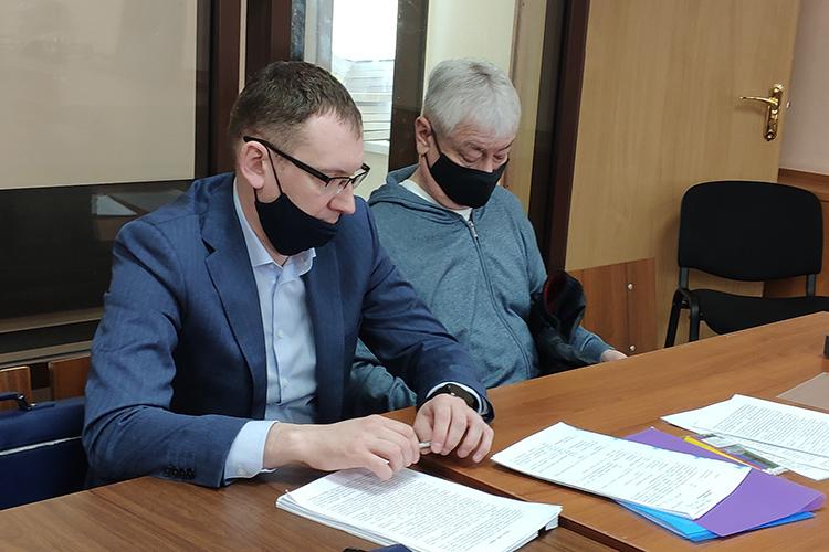 Сегодня в Вахитовском районном суде Казани продолжился допрос бенефициара Татфондбанка Роберта Мусина