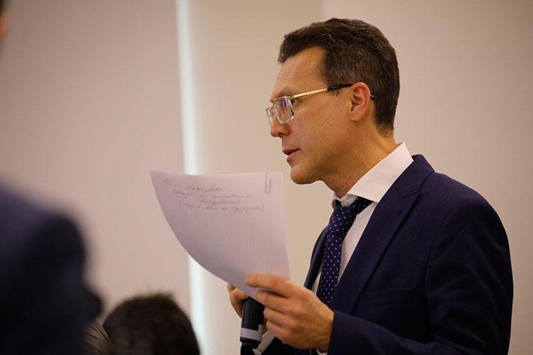Рустем Сибгатуллин: «Будем стремиться к цене высокой стороны»