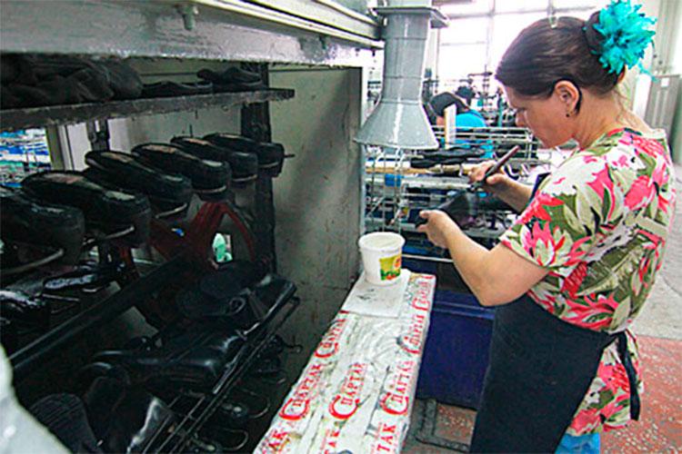 Обувная фабрика «Спартак» до банкротства Татфондбанка была одним из старейших предприятий легкой промышленности Казани