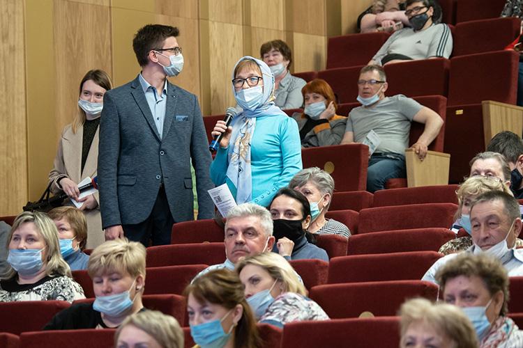 Гильмутдинова люди спросили, когда возобновиться индексация пенсий работающим пенсионерам:«Мыработаем неотхорошей жизни…»