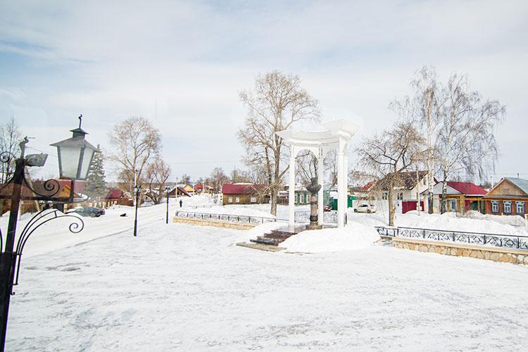 В Елабуге по поручению президента РТ началась разработка концепции развития исторического центра