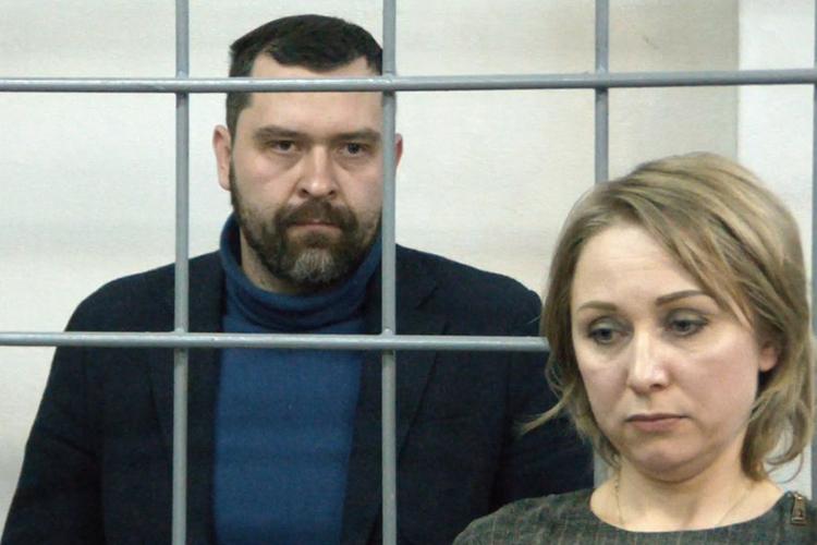 В домах Тимура Вальшина ибывшего заместителя самого Мусина— замаВадима Мерзлякова (на фото) провели обыски